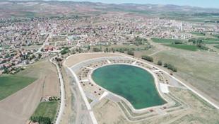 Belediye'den 5 milyon liralık ''AMPUL PARK''