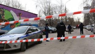 Rusya'daki TNT fabrikasında patlama