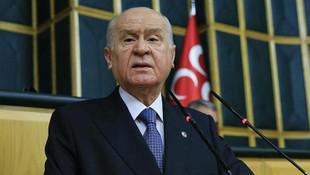 Bahçeli'den ''Yargı Reformu Strateji Programı'' açıklaması
