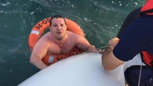 Tekne gezisi kabusa döndü: 2 kişi kayıp