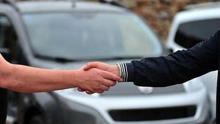 40 bin liraya satılan ikinci el otomobiller