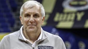 Zeljko Obradovic: Taraftarlardan rakibe saygı duymalarını istiyorum