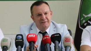 Ali Çetin: Denizli'yi heyecanlandıracak transferlerimiz olacak