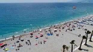 Antalya'da flaş karar ! Suriyelilere ''plaj'' yasaklandı !