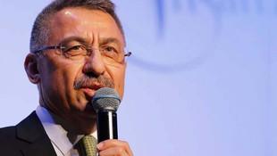 Cumhurbaşkanı Yardımcısı Oktay'dan FETÖ çağrısı !