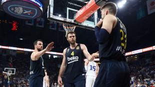 Türkiye Basketbol Federasyonu'ndan Fenerbahçe Beko'ya ceza