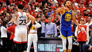 Golden State Warriors, seride durumu 3-2'ye getirdi