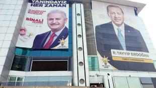 AK Parti'den 81 ile Binali Yıldırım talimatı