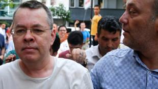 Rahip Brunson: ''Tanrı beni Türkiye konusunda uyarmıştı''
