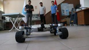 Çılgın Türkler iş başında! NASA'dan esinlenip ürettiler