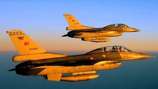 Pençe Harekatı'nda PKK'ya bomba yağdı