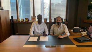 Demir Grup Sivasspor, Mamadou Samassa'yı kadrosuna kattı