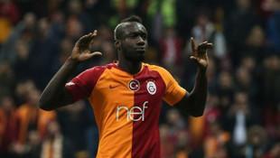 Mbaye Diagne, sosyal medya hesabından Galatasaray'ı sildi