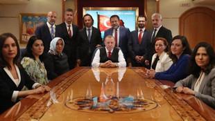 Cumhurbaşkanı Erdoğan: ''Tükürdüğümüzü yalamayız''