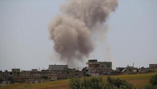 İdlib'de gözlem noktasına havan toplu saldırı !