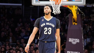 NBA'da yılın takası! Anthony Davis, Los Angeles Lakers'a gidiyor
