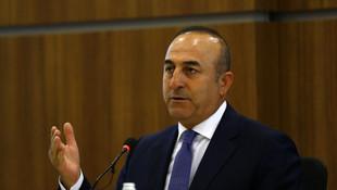 Dışişleri Bakanı Çavuşoğlu'ndan Suriye'ye uyarı !