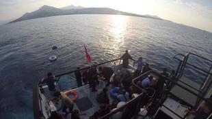 Bodrum'da yine göçmen faciası: 31 kişi kurtarıldı, 8 kişi öldü