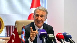 Ahmet Ağaoğlu: Trabzonspor gönüllerin şampiyonu oldu