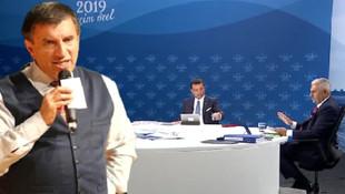 Psikolog gözünden ortak yayın: Yıldırım 12 kez söz kesti, İmamoğlu kesmedi