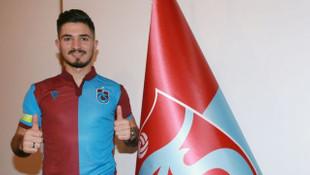Fıratcan Üzüm resmen Trabzonspor'da