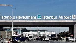 Yeni havalimanında intihar şoku