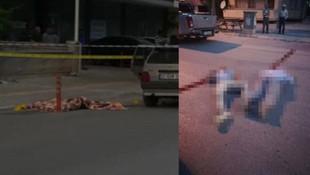 Yine eski eş dehşeti! Sokak ortasında katletti