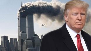 Trump: 11 Eylül saldırılarını kimin yaptığını biliyorum