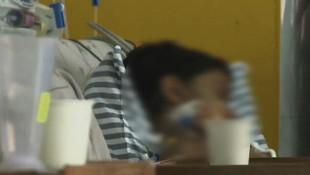 100'den fazla çocuk beyin iltahından öldü