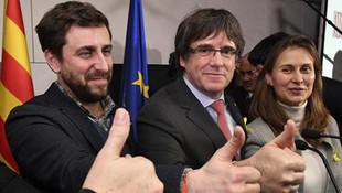 Bir mazbata krizi de İspanya'da !
