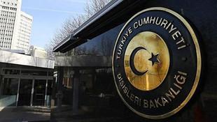Türkiye'den AB ve Doğu Akdeniz tepkisi !