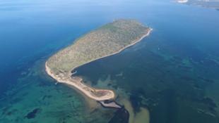 Balıkesir'de satılık ada ! Çinliler ve Katarlılar peşinde