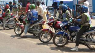 Başkentte motosiklet yasağı ! Sebebi duyanları şaşırtıyor