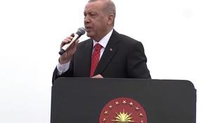 Erdoğan: Pazar günü Sis mi diyeceğiz Binali Yıldırım mı ?