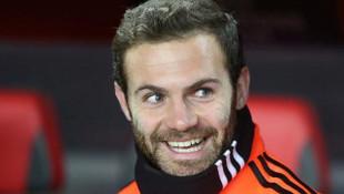 Fenerbahçe ve Galatasaray'a Juan Mata'dan kötü haber