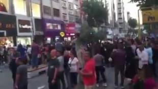 AK Partili gruptan CHP'lilere saldırı !