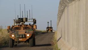 Türk Seddi ile kaçak geçişler önlendi