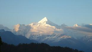 Hindistan'da 8 dağcı kayboldu