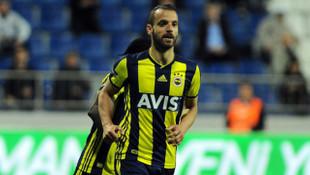 Fenerbahçe'de ayrılık! Soldado sosyal medyadan veda etti