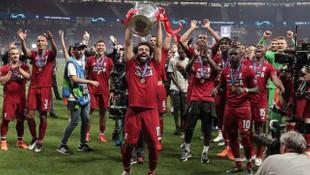 Liverpool, 6. Şampiyonlar Ligi kupasını kazandı