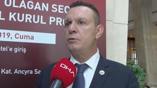 Denizlispor Başkanı Ali Çetin: Süper Lig'de ilk 5'te olacağız
