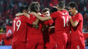 Türkiye 2 - 0 Özbekistan
