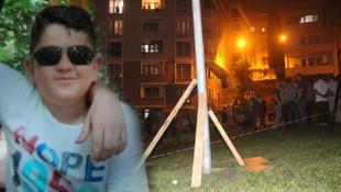 Parkta oynarken elektrik akımına kapılan çocuk öldü