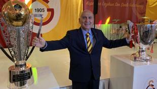Galatasaray'dan Köln'de çifte kupalı kutlama