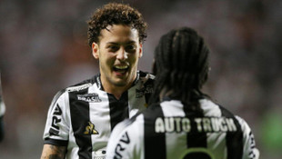 Galatasaray'dan Atletico Mineiro'ya Guga teklifi! Mariano ve 2 milyon Euro...