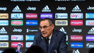 Maurizio Sarri resmen Juventus'ta