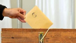 YSK seçmen listesinin son halini açıkladı !