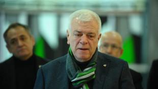 Bursaspor Başkanı Ali Ay'dan temlik açıklaması