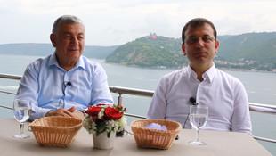 Sarıyer'in Youtube kanalı konuğu İmamoğlu'ydu