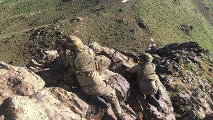 Hakurk'ta PKK'ya bir darbe daha !